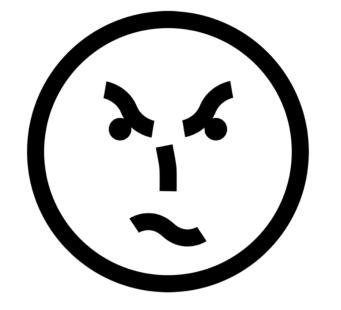 Makaton - Angry